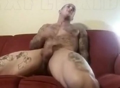 Michael Hoffman Jerk coupled with Cum