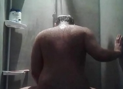 boy fucking his nuisance in shower