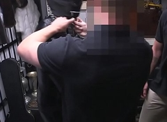 Ripped straighty cocksucked by gimp