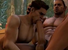 [Video ] Resident Wild 6 : Big XXX'_mas regalo de Chris Redfield