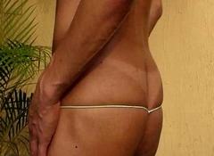 Brazilian baffle with vest-pocket-sized bikini (140001) cdspbissexual
