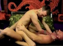 Korean gay pornstars He slips his manstick into Chris'_ close-fisted hole,
