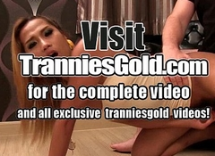 Short Dress Creampie on Tgirls gold