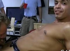 Gay boy massage episode
