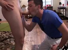Faggoty erotic massage