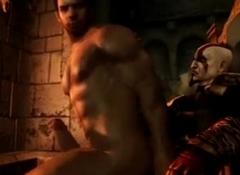 Skyrim -  Kratos