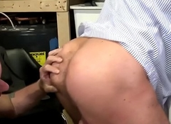 Facialized dude fucked