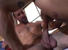 Gay Blowjob On Kings Throne