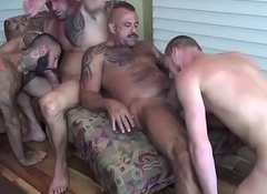 Hot tatted foursome - realmancams.gq