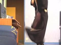 topless niqab