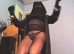 gros cul en niqab