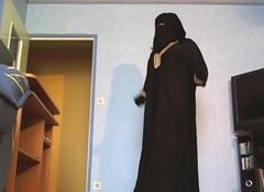 danse en niqab