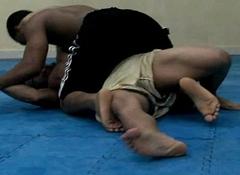 spineless muscle wrestler