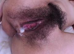 41Ticket - Ass Spanked Asari (Uncensored JAV)