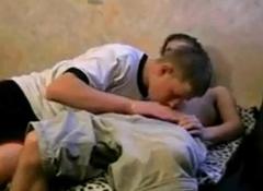 SLEEPOVER BAREBACK