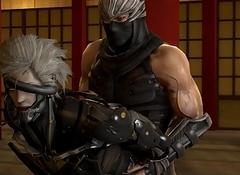Ryu and Raiden 2