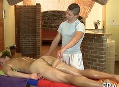 Xxx homosexual massage