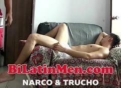 Hot Latin Blowjob