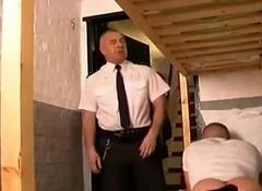 English Prison Cell