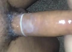 Guy takes big dick deep