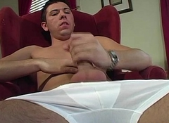 Amateur gay youngsters solo masturbation play the part