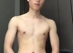 Oriental guy jizz
