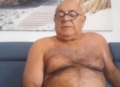 german old man