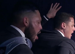 MENATPLAY Latino Viktor Rom Anal Fucks Affairs In Suit