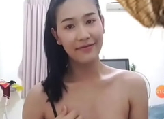 Thai Shemale Supprakarn Pata Exposed Hard-core Nude Flick Cumshot