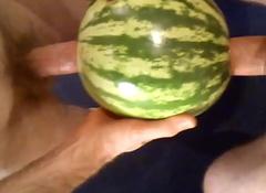 Imitate melon fuck