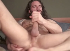 Solo Chaturbate Model Keeps His Cock Fixed