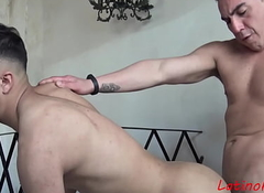 Latino Dad Made To Fuck Son Be advantageous to Some Money- Jael