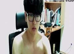 Korean Gay Masturbating